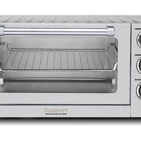 Convection Toaster Oven/Broiler, Silver, Toasters & Ovens