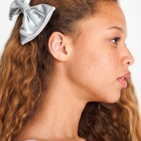 American Apparel - Lamé Bow Hair Clip