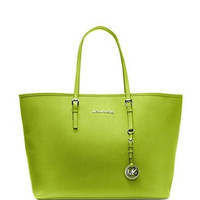 Michael Michael Kors Jet Set Travel Medium Saffiano Tote