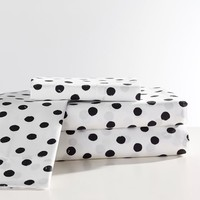The Emily & Meritt Painted Dot Sheet Set