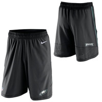 Philadelphia Eagles Nike Speed Vent Performance Shorts – Black