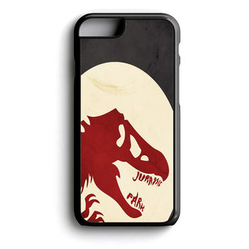 Jurassic Park iPhone 4s iPhone 5 iPhone 5c iPhone 5s iPhone 6 iPhone 6s iPhone 6 Plus Case | iPod Touch 4 iPod Touch 5 Case