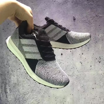 """simpleclothesv  """"ADIDAS"""" Women  BOOST  Trending Fashion Casual  Sports Shoes 36-40"""
