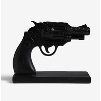 IMM Living Duello Series Gun Bookend