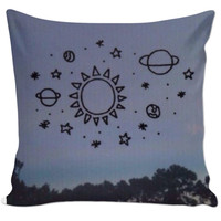 planetary pillow 🌚