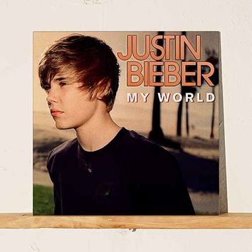Justin Bieber - My World EP