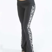 Billabong Women's Take It Now Yoga Pants Off Black