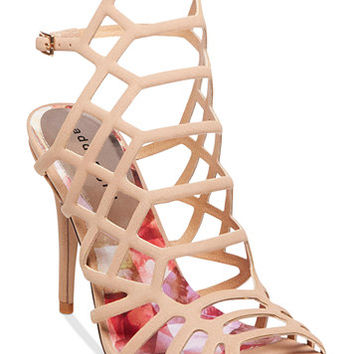 Madden Girl Directt Caged Sandals | macys.com