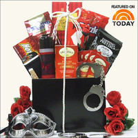 Fifty Shades of Grey Gift Basket