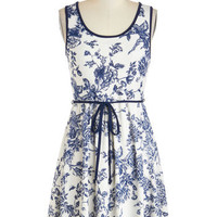 Ceramics It Up Dress | Mod Retro Vintage Dresses | ModCloth.com