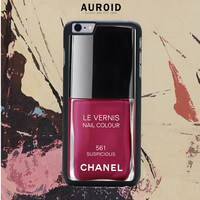 Chanel Le Vernis Suspicious IPhone 6S Case Auroid