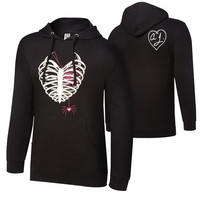 "AJ Lee ""Til Your Last Breath"" Pullover Hoodie Sweatshirt"
