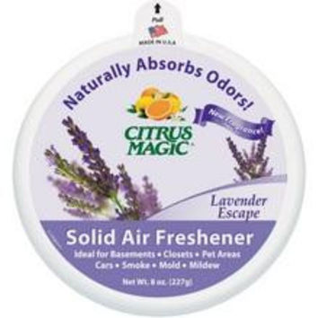 Citrus Magic Lavender Solid Air Freshener (6x8 Oz)