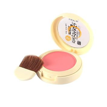 8 Colors Baked Blush Makeup Cosmetic Natural Baked Blusher Powder Palette Charming Cheek Color Make Up Face Blush