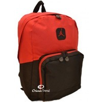 Nike Air Jordan Black and Red Backpack 9A1347-344 at OrlandoTrend.com
