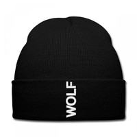 wolf golf wang Knit Cap