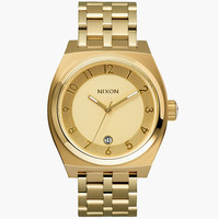 Nixon Monopoly Watch All Gold One Size For Men 25960462101