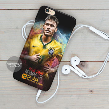Neymar From Brasil To Barcelona iPhone Case Cover Series