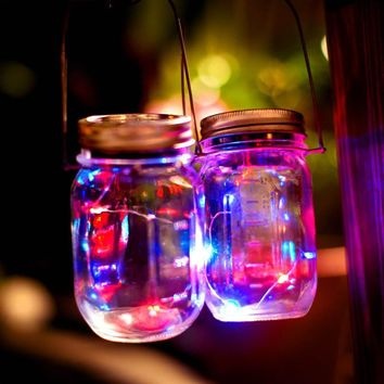 Battery Operated LED String Lights for Xmas Garland Party Wedding Decoration Christmas Flasher Fairy Lights