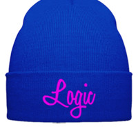 logic - Beanie Cuffed Knit Cap