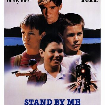 Stand By Me 27x40 Movie Poster (1986)