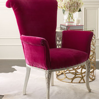 "Jeff Zimmerman Collection by Key City ""Sonia"" Chair - Horchow"