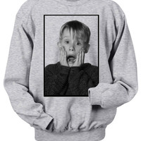 'Home Alone' Crew Neck Sweatshirt