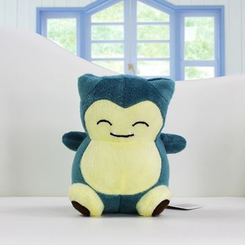 6'' - Pokémon Snorlax Plush