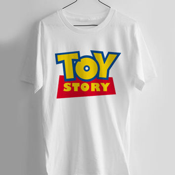 Toy Story logo T-shirt Men, Women Youth and Toddler