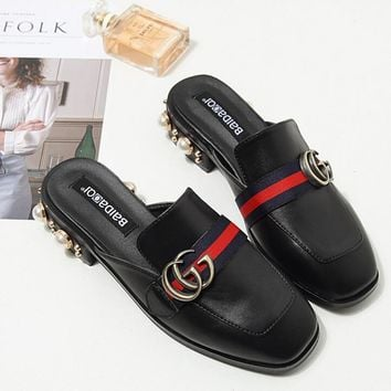 Gucci Casual Shoes Black