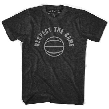 Respect The Game Basketball T-shirt