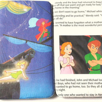 Peter Pan Hinge Wallet