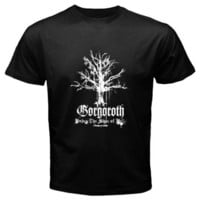 iOffer: GORGOROTH UNDER under the sign of hell Tshirt S-5XL for sale