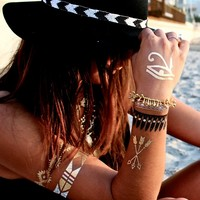 Zomertrend // Flash Tattoos