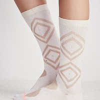 Stance Womens Over Exposure Crew Sock