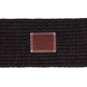 Smoke Speckled Knit Headband - Love Your Melon