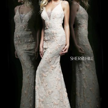 Sherri Hill 4311 Vintage 1920s Inspired From Bridal Expressions