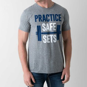 State Fitness Practice Safe Sets T-Shirt