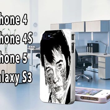 Zombie Elvis Presley iPhone 5 Case  , iPhone 4  , Galaxy s3 Zombie Elvis Presley , Galaxy S4