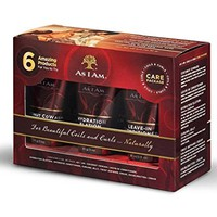 As I Am Coils & Curls Care Package (Pack of 1)
