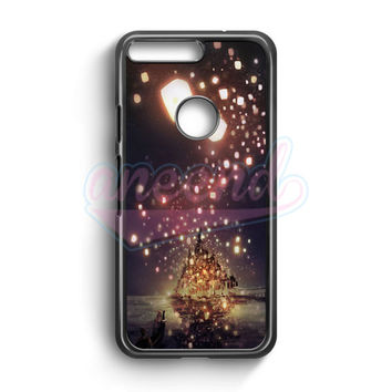 Disney Tangled Maximus  Rapunzel And Flynn Google Pixel XL Case | aneend.com
