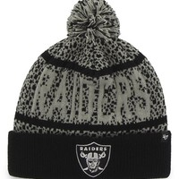 Men's 47 Brand 'Oakland Raiders - Bedrock' Hat