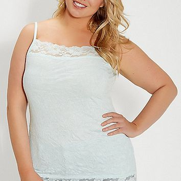 plus size crinkle cami | maurices