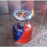 Portable Gas Burner Head