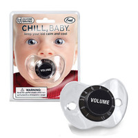 Volume Control Pacifier