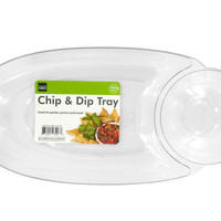 Large Chip & Dip Tray ( Case of 24 )