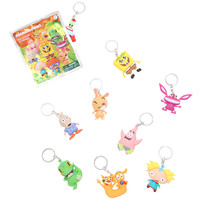 Nickelodeon Classic Series 1 Vinyl Figure Key Chain Blind Bag