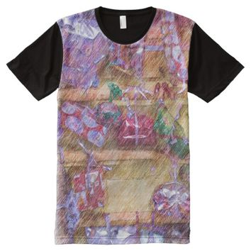 Present wall All-Over-Print shirt