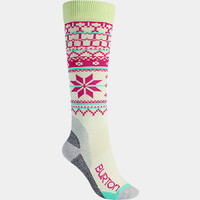 Women's Ultralight Wool Sock | Burton Snowboards