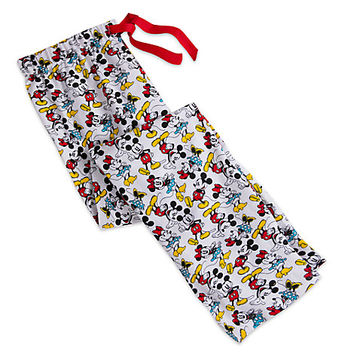 Mickey And Minnie Mouse Lounge Pants for Women | Disney Store